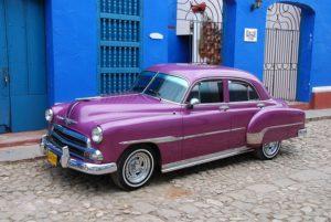 Kuba Urlaub Mietwagen