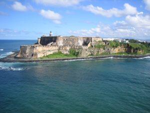 Puerto Rico Festungen