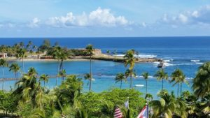 Puerto Rico Landschaft