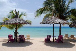 Karibik im Dezember