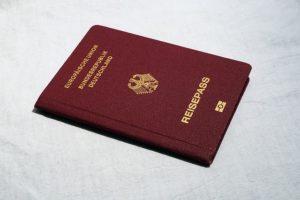 Dominikanische Republik Urlaub Reisepass